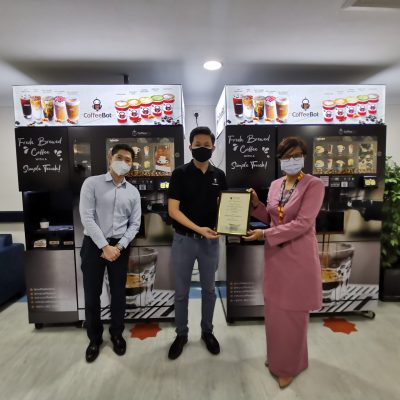 CoffeeBot For Frontliners PPUM